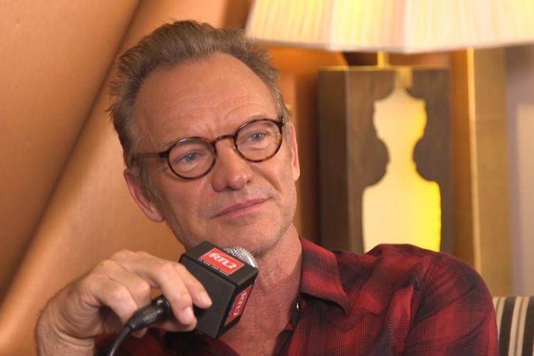 Sting est l'invité de l'émission #LeDriveRTL2 toute la semaine