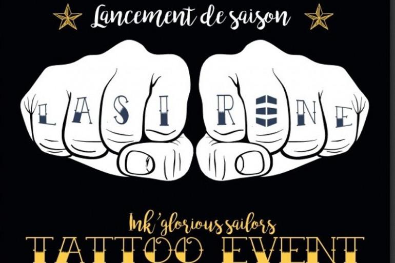 La Sirène, à La Rochelle, lance sa 6ème saison autour du tatouage