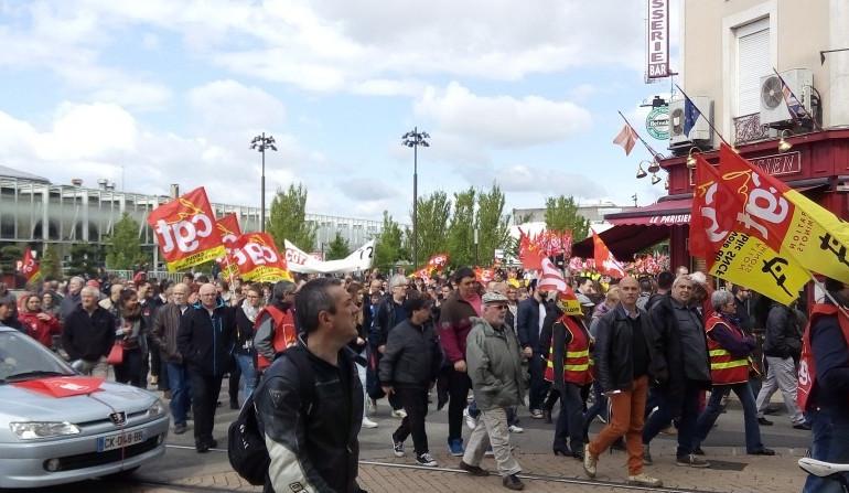 Nouvelle mobilisation contre la loi Travail ce jeudi