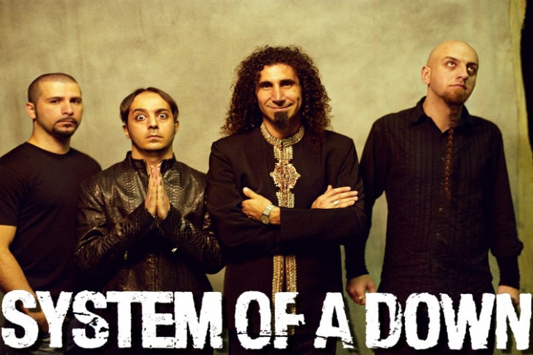 Systeme of a down