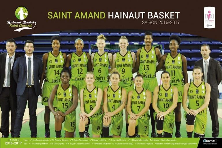 Saint-Amand Hainaut Basket