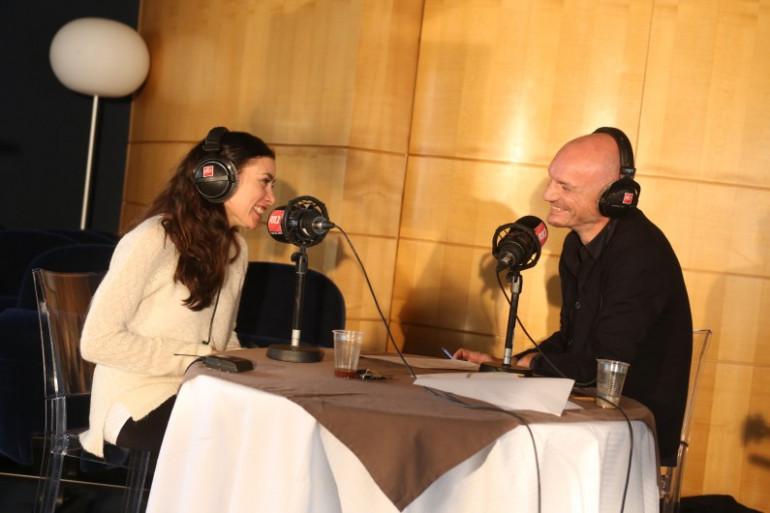 Olivia Ruiz et Gaëtan Roussel dans Clap Hands