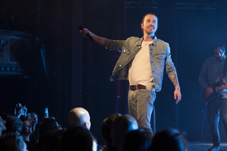 Julien Doré en Concert Très Très Privé au Trianon le 5 décembre