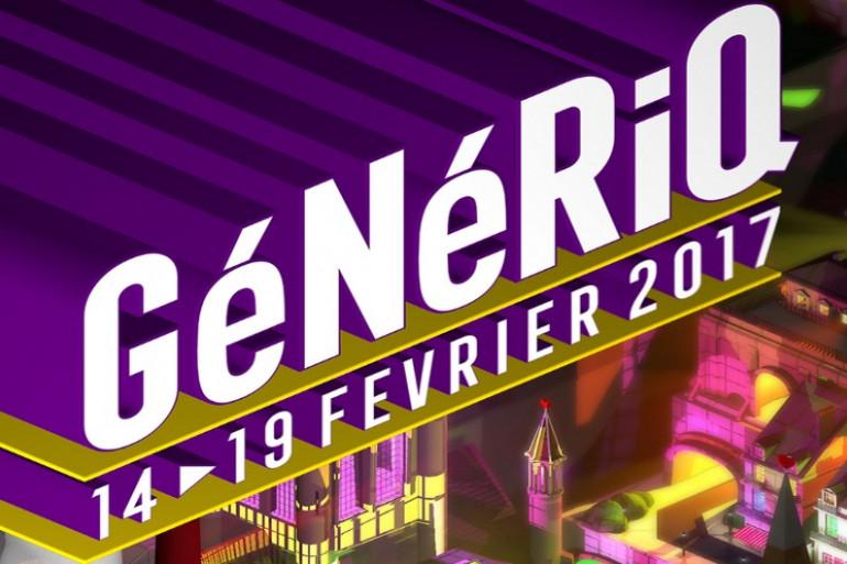 Le festival GéNéRiQ, du 14 au 19 février 2017 avec RTL2