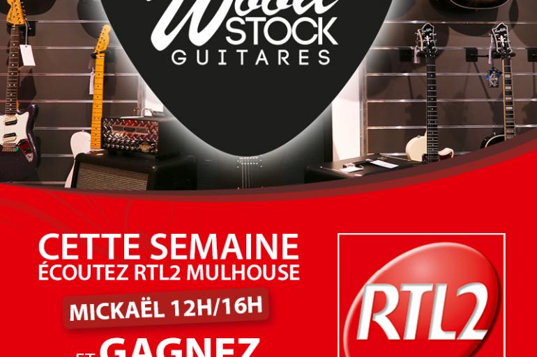 Woodstock Guitares