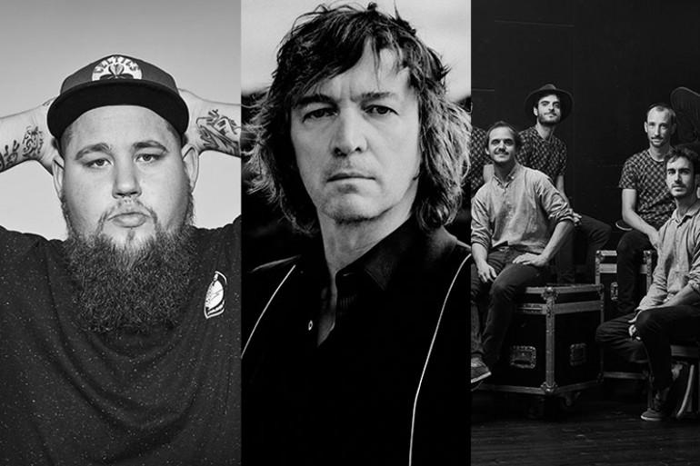 RTL2 et Sony Music vous invitent à la nouvelle Columbia Session avec Cali, Boulevard des Airs et Rag'n'Bone Man