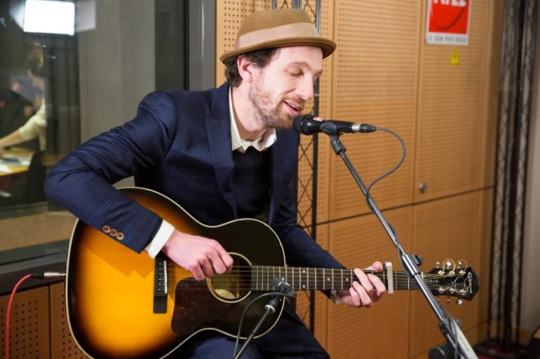 Igit dans les studios de RTL2