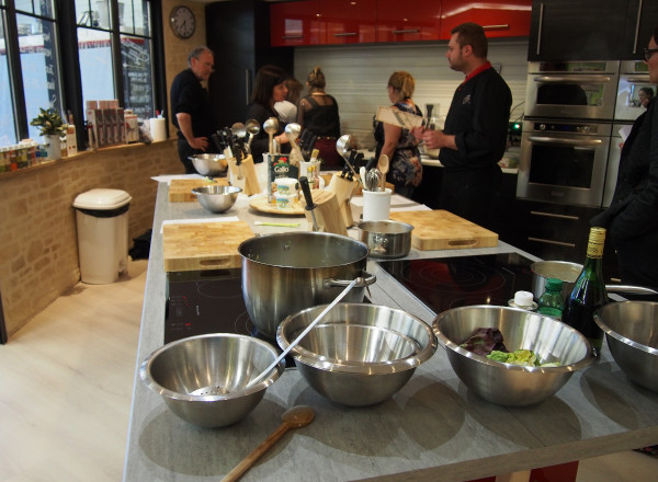 Atelier Culinaire Guillaume Grolleau