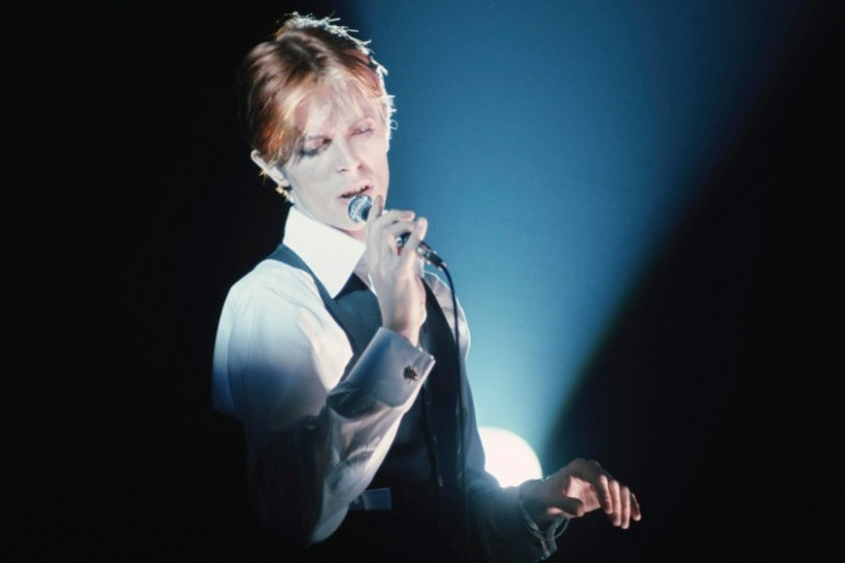 """David Bowie travaillait déjà au successeur de """"Blackstar"""""""