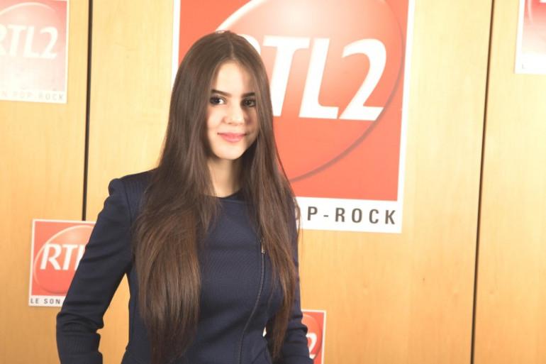 Marina Kaye en session acoustique pour RTL2