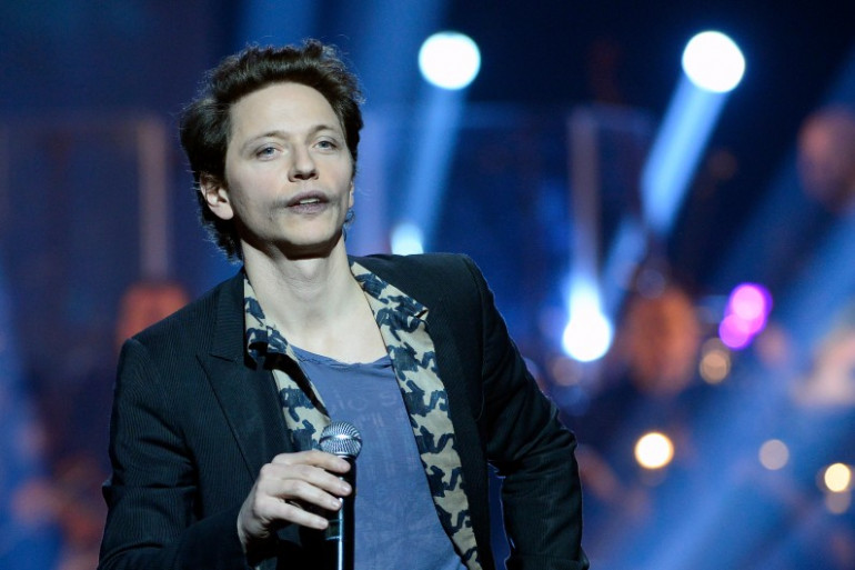 Raphael est l'un des invités de la soirée des 20 ans de RTL2, le 30 septembre