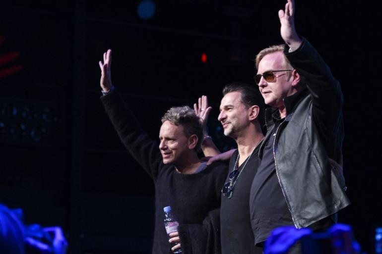 Depeche Mode s'est formé en 1979