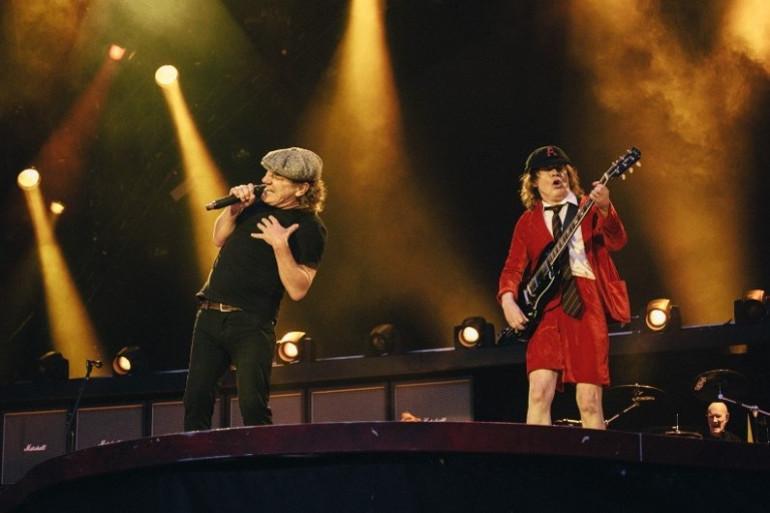 AC/DC se produira au Stade Vélodrome de Marseille le 13 mai 2016