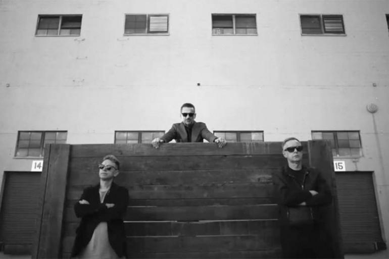 Depeche Mode appelle à la révolution dans son nouveau clip signé Anton Corbijn