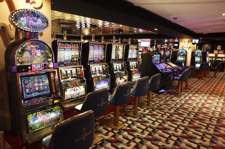 Casino Palais de la Mediterrannée Nice