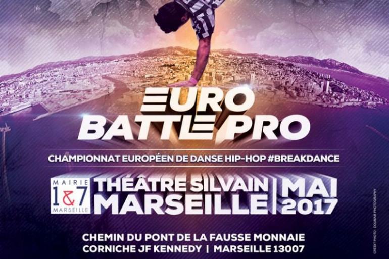 Euro Battle Pro Marseille