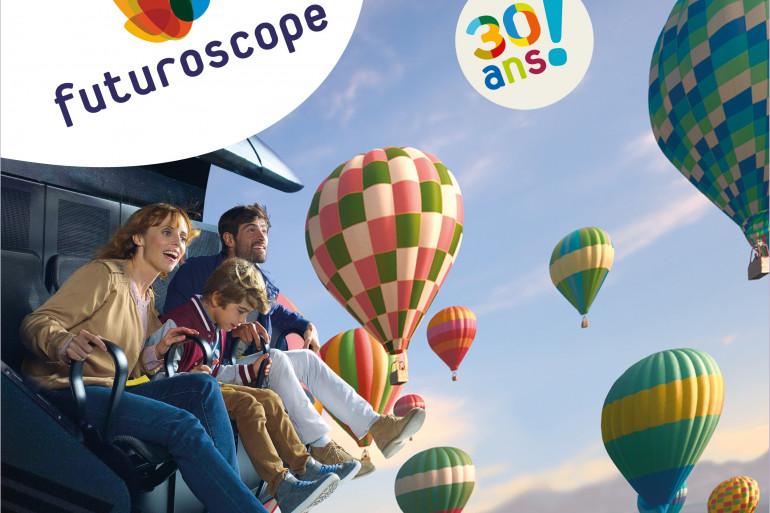 Votre séjour en famille au Futuroscope !