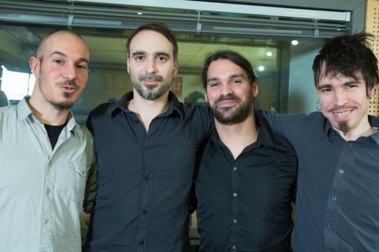 Klone dans les studios de RTL2