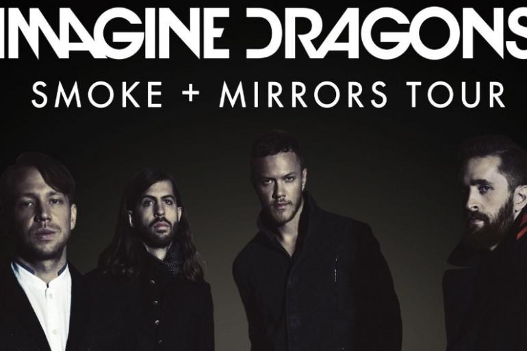 Le concert d'Imagine Dragons projeté au Méga CGR Rivesaltes