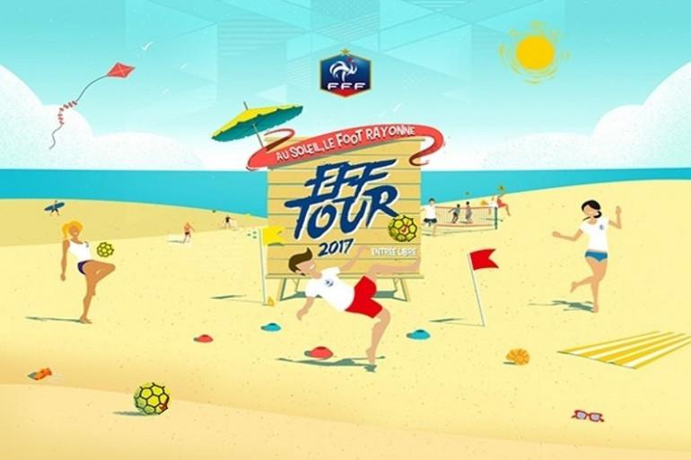 FFF Tour 2017 avec RTL2