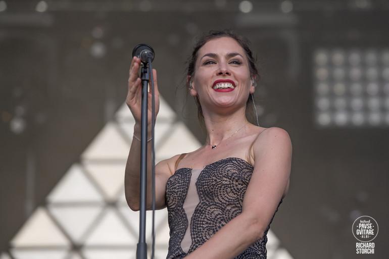 Olivia Ruiz - Festival Pause Guitare
