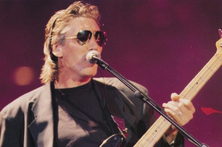 Le 21 juillet 1990, le guitariste des Pink Floyd a donné un concert sur la Potsdamer Platz de Berlin pour célébrer la chute du mur.