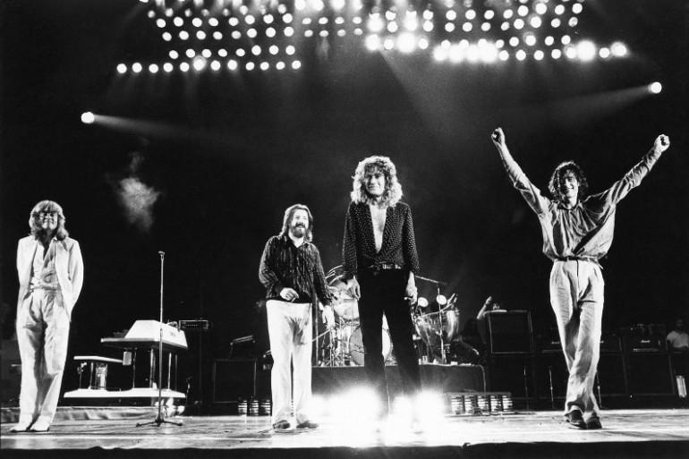 Led Zeppelin en 1979