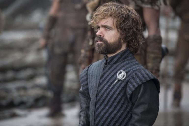 """Peter Dinklage dans """"Game of Thrones"""""""