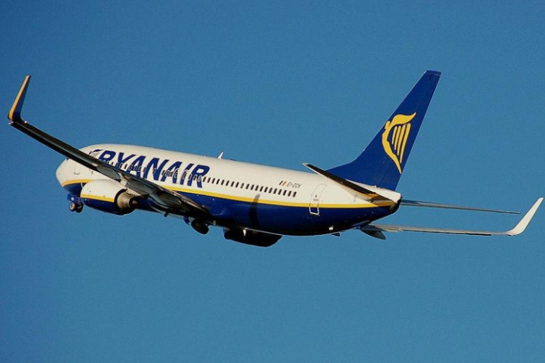 Annulation de la liaison Ryanair Tours - Londres ce mardi
