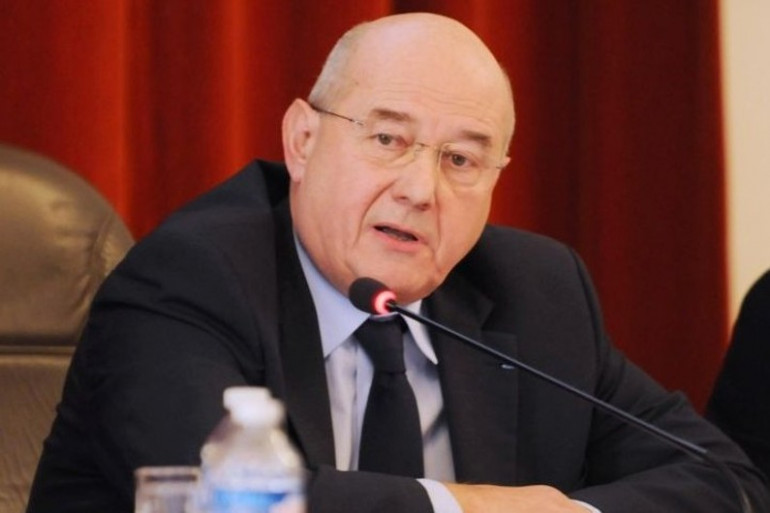 Serge Babary a démissionné de la mairie de Tours (Photo NR, Hugues Le Guellec)