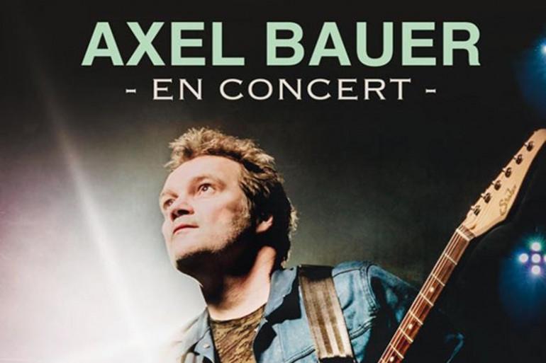 Axel bauer concert