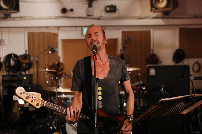 Calogero en Concert Très Très Privé à Abbey Road