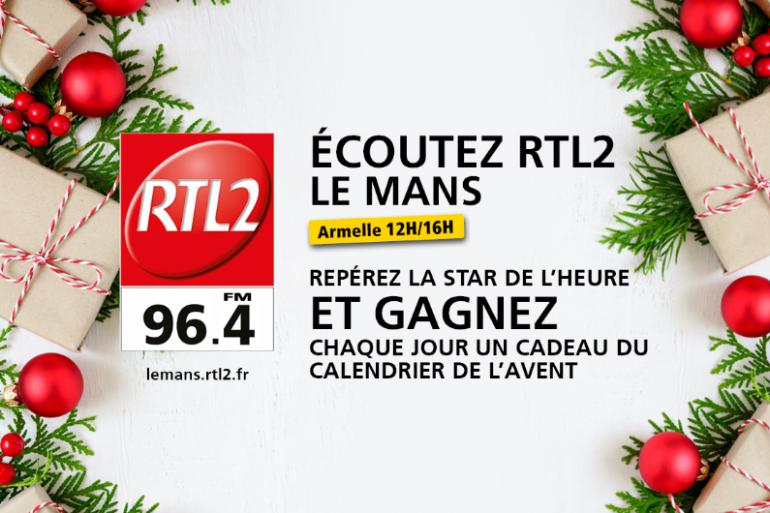 NOEL RTL2 Le Mans
