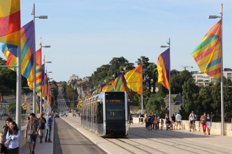 Plusieurs incidents ont perturbé le trafic des tramways ce matin à Tours.