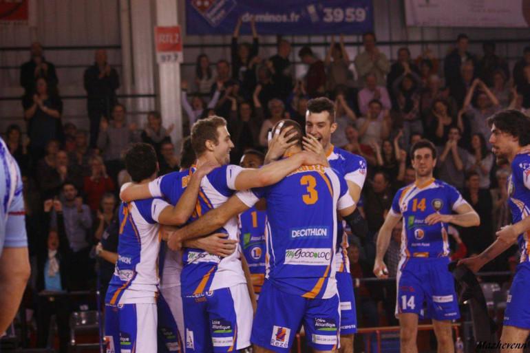 Le Nantes Rezé Métropole Volley