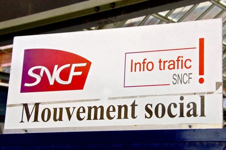 La CGT appelle les cheminots à la grève le 22 mars contre le rapport Spinetta
