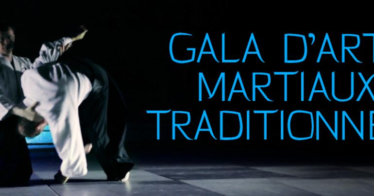 Gala d'Arts Martiaux, le 03 mars à l'Aronde de Riedisheim !