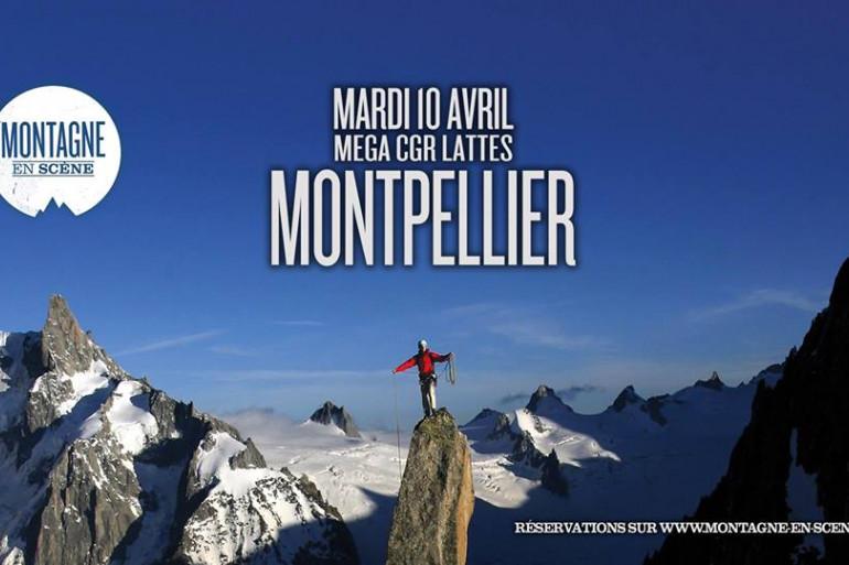Montagne en scene Montpellier