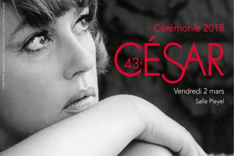 L'actrice Jeanne Moreau sera au coeur de la 43e cérémonie des César, ce soir.