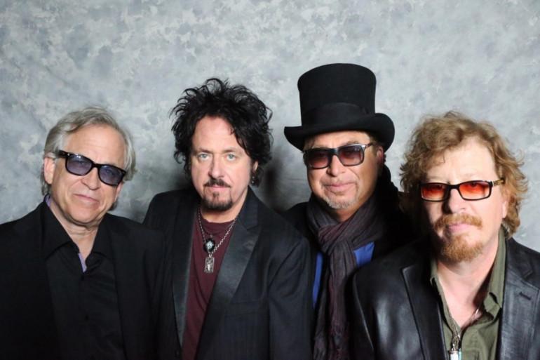 Toto en concert le dimanche 25 mars, au Dôme avec RTL2