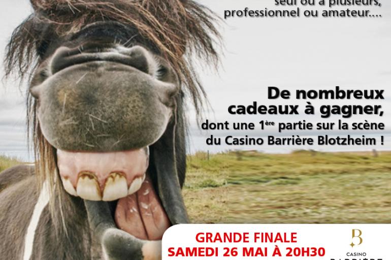 Concours de l'humour RTL2 Mulhouse