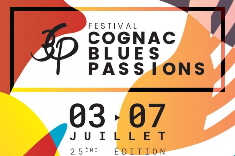 Cognac Blues Passion, du 3 au 7 juillet 2018 avec RTL2