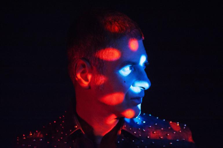 """Le dernier album d'Etienne Daho, """"Blitz"""", est sorti en novembre 2017."""