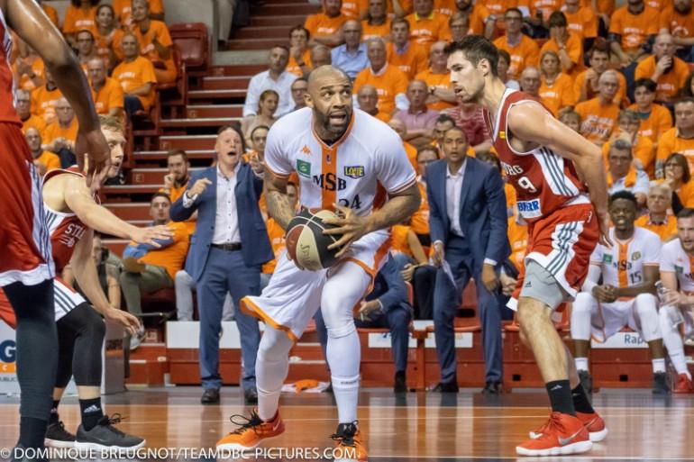 MSB-Strasbourg 1/2 finale Playoffs #3