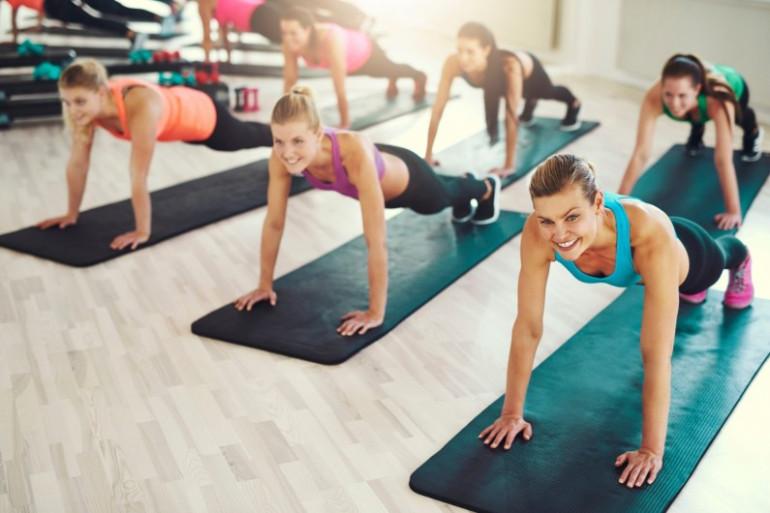 Coaching, fitness, bien-être... avec Océania