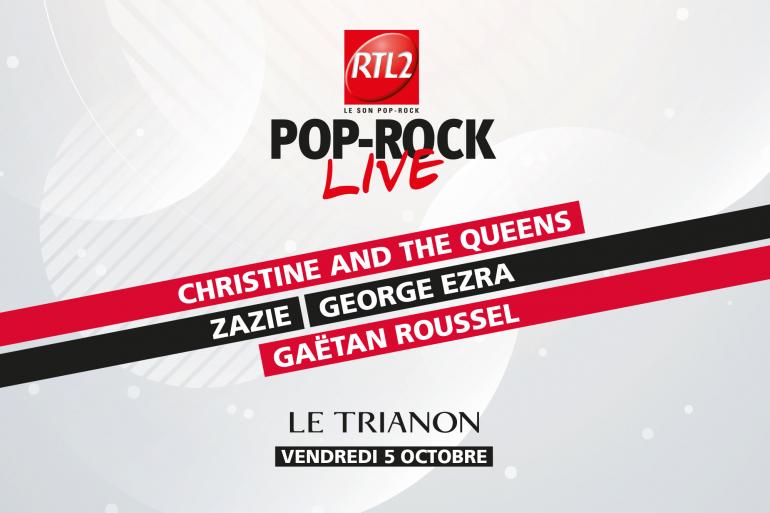 LE RTL2 POP ROCK LIVE