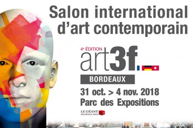 Le Salon Vivons Art by Art3F avec RTL2 Bordeaux