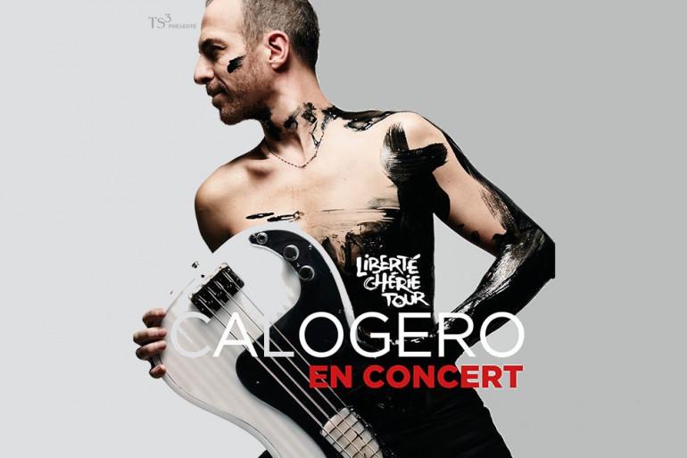 Calogero sera en concert à Douai