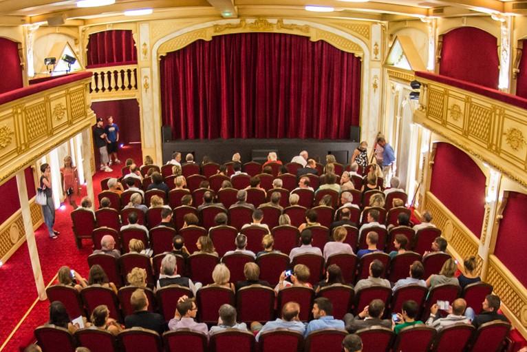Le théâtre 100 noms à Nantes