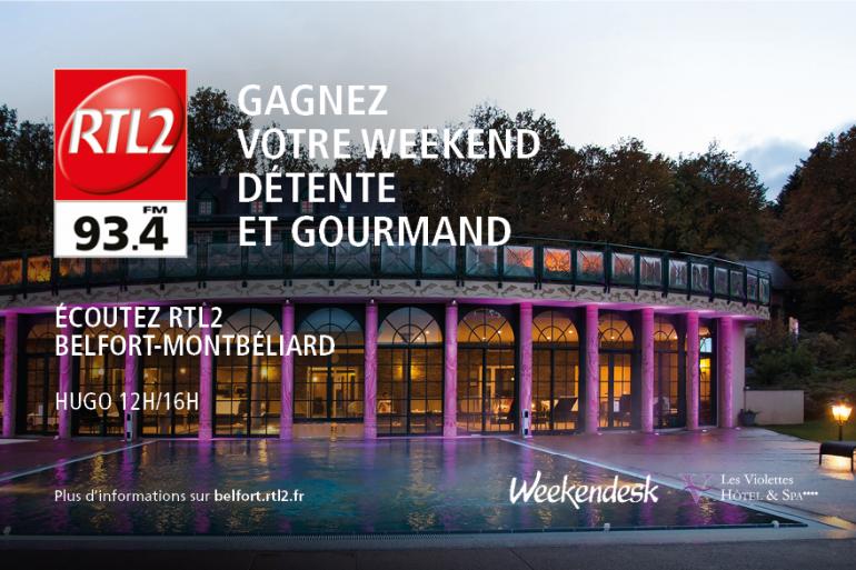 """Hotel et Spa """"Les Violettes"""""""